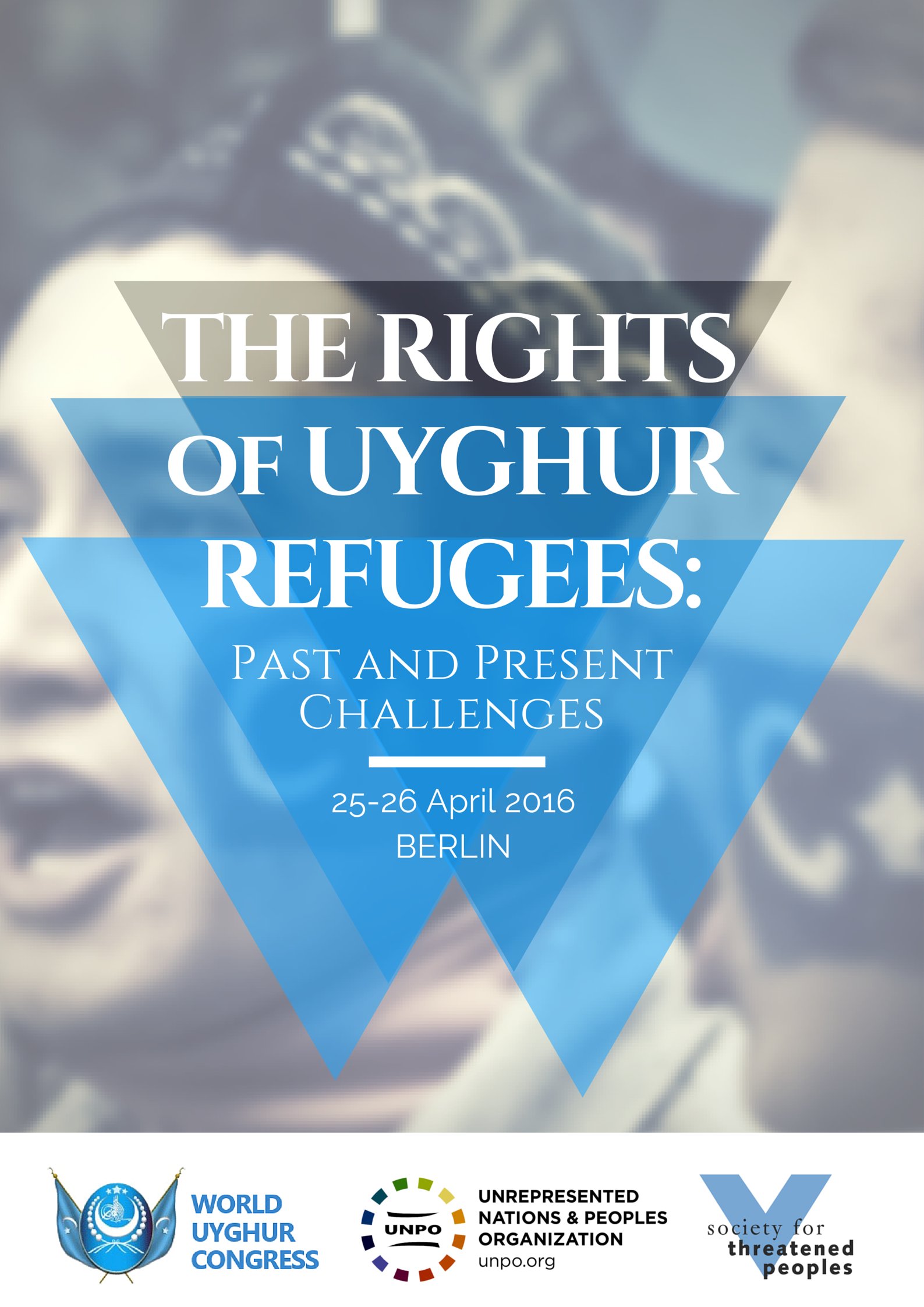 UNPO Announces Berlin Conference on Uyghur Refugees