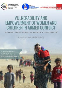 European Parliament Conference on Women and Children in Armed Conflict